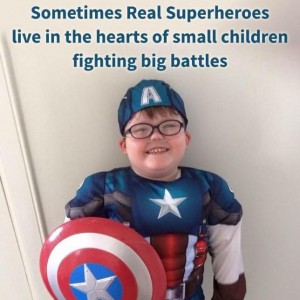 Aaron Captain Braveheart